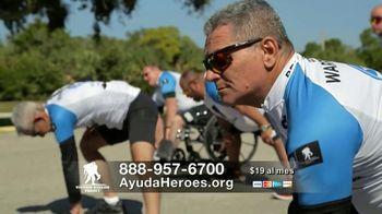Wounded Warrior Project TV Spot, 'Sacrificios' [Spanish] - Thumbnail 6