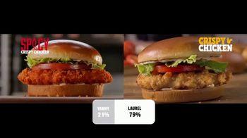 Burger King 2 for $6 Mix or Match TV Spot, 'Yanny/Laurel' - Thumbnail 3