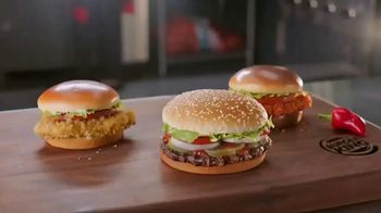 Burger King 2 for $6 Mix or Match TV Spot, 'Yanny/Laurel' - Thumbnail 7