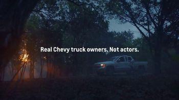 Chevrolet Memorial Day Sales Event TV Spot, 'Scars: Silverado' [T2] - Thumbnail 3