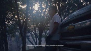 Chevrolet Memorial Day Sales Event TV Spot, 'Scars: Silverado' [T2] - Thumbnail 6