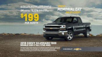 Chevrolet Memorial Day Sales Event TV Spot, 'Scars: Silverado' [T2] - Thumbnail 7