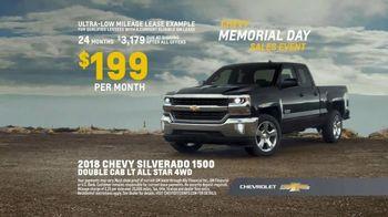 Chevrolet Memorial Day Sales Event TV Spot, 'Scars: Silverado' [T2] - Thumbnail 8