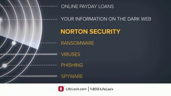 LifeLock With Norton TV Spot, 'Bulls DSP 1.0 - $7.99' - Thumbnail 7
