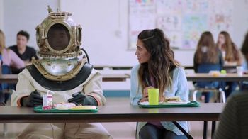 Bring Change 2 Mind TV Spot, 'Not That Weird: Alone'