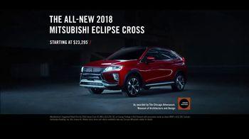 2018 Mitsubishi Eclipse Cross TV Spot, 'Characteristics' [T2] - Thumbnail 9