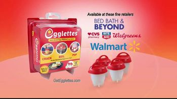 Egglettes TV Spot, 'Perfect Hard Boiled Eggs' - Thumbnail 10