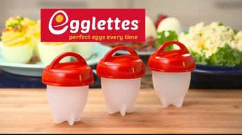 Egglettes TV Spot, 'Perfect Hard Boiled Eggs'