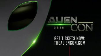 2018 Alien Con TV Spot, 'Unexplained Mysteries' - Thumbnail 9