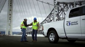 United Rentals TV Spot, 'Turns for Troops' - Thumbnail 5