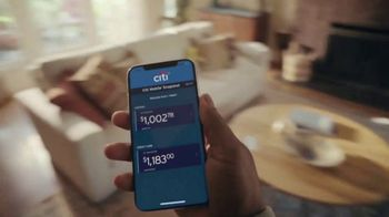 Citi Mobile App TV Spot, 'In the Moment' Song by Amos Lee
