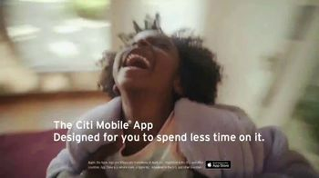 Citi Mobile App TV Spot, 'In the Moment' Song by Amos Lee - Thumbnail 8