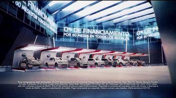 Nissan Evento Tecnología Para Todos TV Spot, 'Lo mejor' [Spanish] [T2] - 154 commercial airings