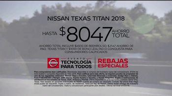 Nissan Evento Tecnología Para Todos TV Spot, 'Lo mejor' [Spanish] [T2] - Thumbnail 8