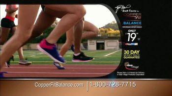 Copper Fit Balance TV Spot, 'Foot Support: Double Offer' ft.Brett Favre - Thumbnail 9
