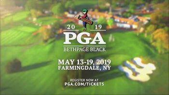 PGA TV Spot, '2019 PGA Championsip: Bethpage Black' - Thumbnail 9
