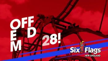 Six Flags New England Memorial Weekend Sale TV Spot, 'Don't Miss It' - Thumbnail 10