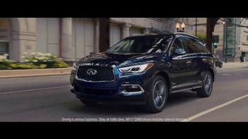 2018 Infiniti QX60 TV Spot, 'On the Run' [T2] - Thumbnail 8
