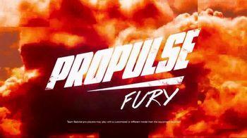 Babolat Propulse Fury TV Spot, 'Powered' Featuring Benoît Paire - Thumbnail 2