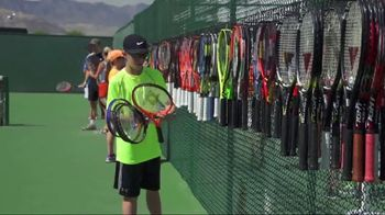 Tennis Warehouse Demo Program TV Spot, 'Lots to Choose From'