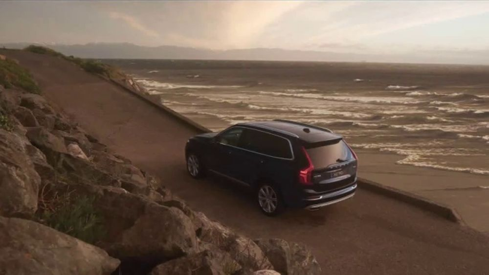 2018 Volvo Xc90 Tv Commercial Cliffside T1 Video