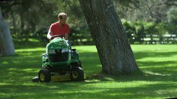 John Deere X350 TV Spot, 'Mow Like a Pro' - 63 commercial airings