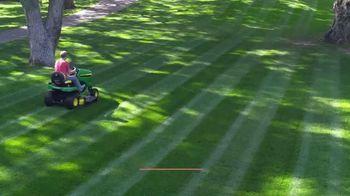 John Deere X350 TV Spot, 'Mow Like a Pro' - Thumbnail 1