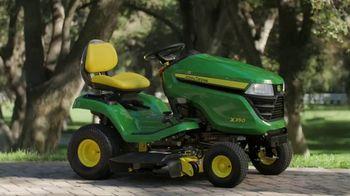 John Deere X350 TV Spot, 'Mow Like a Pro' - Thumbnail 10