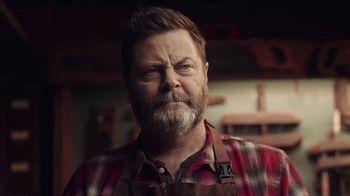 J-B Weld TV Spot, 'Rocking Chair' Featuring Nick Offerman - Thumbnail 3