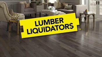 Lumber Liquidators 400 Stores, 400 Floors Sale TV Spot, 'Maple and Bamboo' - Thumbnail 1