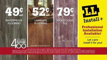 Lumber Liquidators 400 Stores, 400 Floors Sale TV Spot, 'Maple and Bamboo' - Thumbnail 10