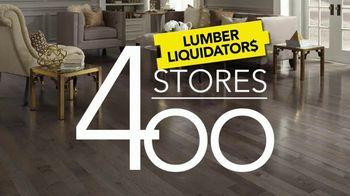 Lumber Liquidators 400 Stores, 400 Floors Sale TV Spot, 'Maple and Bamboo' - Thumbnail 2