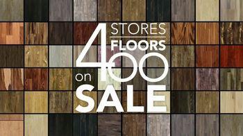 Lumber Liquidators 400 Stores, 400 Floors Sale TV Spot, 'Maple and Bamboo' - Thumbnail 3