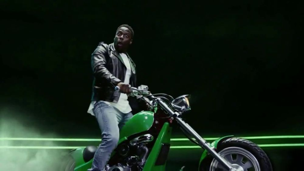 Kevin Hart Commercial >> Mountain Dew Kickstart Tv Commercial Revved Up Featuring Kevin