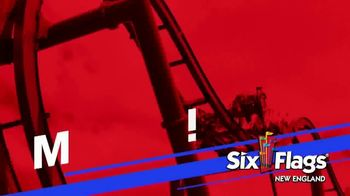 Six Flags New England Memorial Weekend Sale TV Spot, 'Go Big' - Thumbnail 10