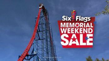Six Flags New England Memorial Weekend Sale TV Spot, 'Go Big' - Thumbnail 2