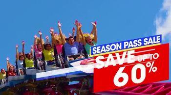 Six Flags New England Memorial Weekend Sale TV Spot, 'Go Big' - Thumbnail 4
