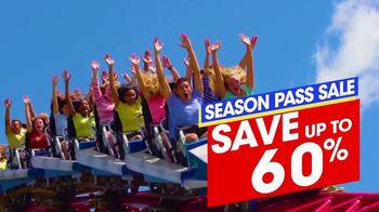 Six Flags New England Memorial Weekend Sale TV Spot, 'Go Big' - Thumbnail 5