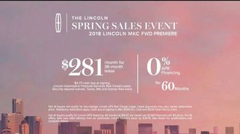Lincoln Spring Sales Event TV Spot, 'New Perspective: Exhilaration' [T2] - Thumbnail 10