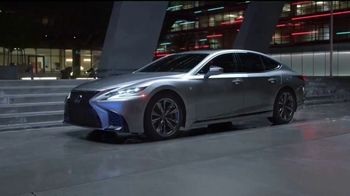 2018 Lexus LS 500 TV Spot, 'Dimensions'