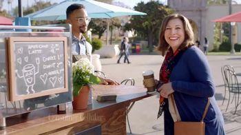 Consumer Cellular TV Spot, 'Coffee Date: $20 Sweet Savings' - Thumbnail 1