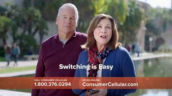 Consumer Cellular TV Spot, 'Coffee Date: $20 Sweet Savings' - Thumbnail 8
