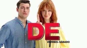 Macy's Venta de un Día TV Spot, 'Almohadas y batería de cocina' [Spanish] - Thumbnail 1