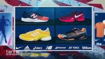 Tennis Express Memorial Week Sale TV Spot, 'Range of Shoes & Apparel' - Thumbnail 4
