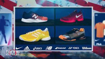 Tennis Express Memorial Week Sale TV Spot, 'Range of Shoes & Apparel' - Thumbnail 5