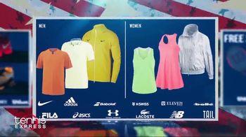 Tennis Express Memorial Week Sale TV Spot, 'Range of Shoes & Apparel' - Thumbnail 6