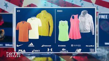 Tennis Express Memorial Week Sale TV Spot, 'Range of Shoes & Apparel' - Thumbnail 7