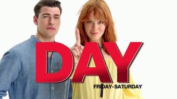 Macy's One Day Sale TV Spot, 'Great Styles for Everyone'