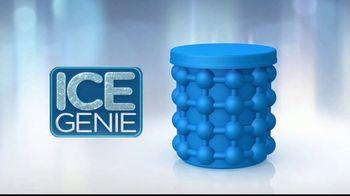 Ice Genie TV Spot, 'Replaces 10 Ice Trays'