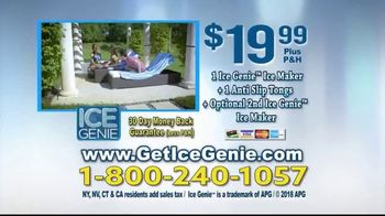 Ice Genie TV Spot, 'Replaces 10 Ice Trays' - Thumbnail 10